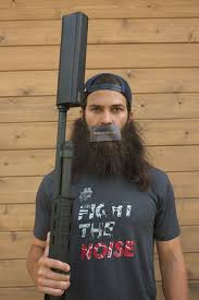how is robertson hair tactical cans tattoos and keeping it quiet jep robertson on suppressors