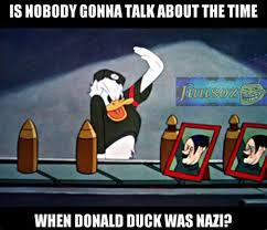 Donald Duck Face Meme - th id oip osb2kptsuiv78fyqvyrwghagy