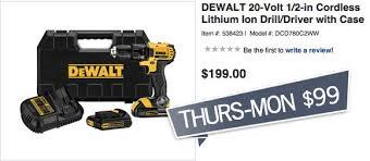 dewalt black friday deals top 10 black friday deals at lowe u0026 8217 s the krazy coupon lady