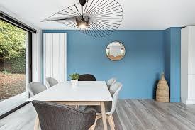 mur de couleur dans une chambre quel mur peindre en couleur