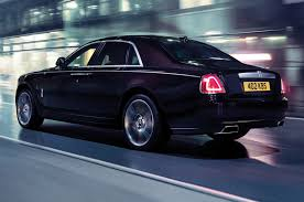 phantom ghost car rolls royce ghost v specification gets close to 600 hp mark