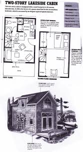 living in 1000 square feet lakeside cabin floorplan from compact cabins simple living in 1000
