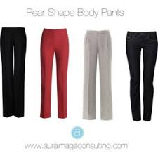 pear shape body style guide