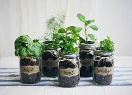 pots cuisine d oration diy décoration pot de confiture signes des noms herbes de cuisine