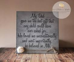gift for dad father u0027s day sign gift for dad gift for grandpa handcrafted