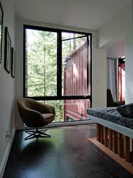 Shipping Container Home Interiors Six Oaks By David Fenster Of Modulus Is A 1200 Square Foot Home In
