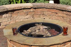custom outdoor fire pits the awesome custom fire pits