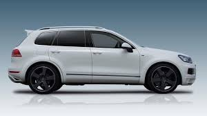 volkswagen touareg white vw touareg ii widebody by je design