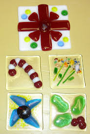 69 best fused glass ornaments images on pinterest stained