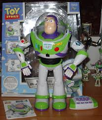 ultimate buzz lightyear programmable robot buzz lightyear of