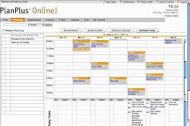 weekly planning schedule expin memberpro co
