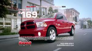 Dodge Ram Jeep - chrysler jeep dodge ram of warwick commercial april 2017 youtube