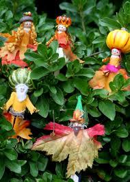 diy craft for kids leaf people hgtv