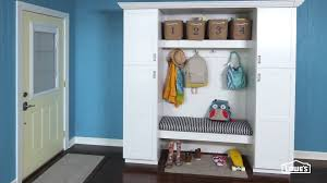 Mudroom Storage Bench Tips To Install A Mudroom Storage Bench