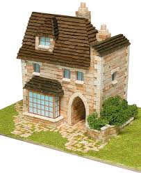 architectural model kits aedes ars english house building construction kits aed1413 hobbies