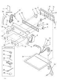 kenmore dryer model 11087872602 wiring diagram kenmore wiring