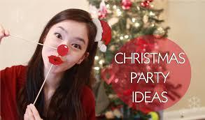 christmas party ideas 크리스마스 파티 아이디어 youtube