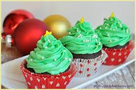 tree cupcakes recipes rainforest islands ferry
