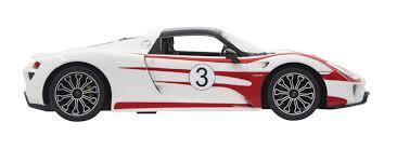 jam jamara r c car porsche 918 spyder rtr with lights