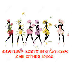 make your own party invitation costume party invitations marialonghi com