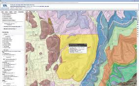 kentucky geologic map information service responsiveness and reliability