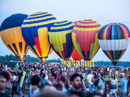 international balloon festival of saint jean sur richelieu saint