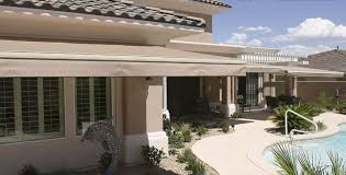 Motorized Awning Retractable Awnings U2013 Arizona Rain Gutters U0026 Shade Experts