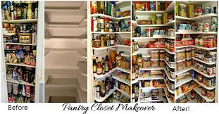 pantry closet makeover tutorial the gardening cook