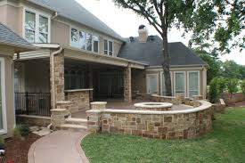 Outdoor Covered Patio Pictures Fort Worth South Lake Covered Patio Open Patio Outdoor Kitchen