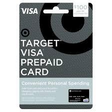 pre paid card 100 visa prepaid card 100 6 fee target