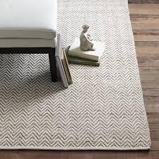 ivory rugs jute chenille herringbone rug ivory west elm