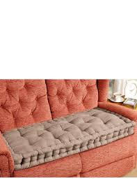 Booster Cusion Booster Cushions For Your Sofa 3 Seater Chums