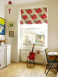 Red Blackout Blind Blackout Blind Children U2013 Colorful Patterns And Ideas Interior