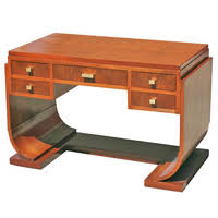 art deco style writing desk french streamline art deco writing desk vanity the highboy www