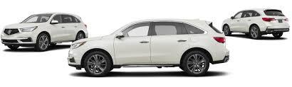 lexus 450h vs acura mdx 2017 acura mdx sh awd sport hybrid 4dr suv w advance package