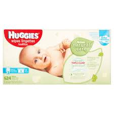 huggies natural care baby wipes sensitive 11 packs of 56 616