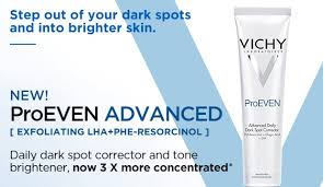 vichy proeven advanced daily dark spot corrector beauty blog product reviews nails skincare makeup more