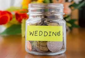 register for money for wedding register bridal garage sales