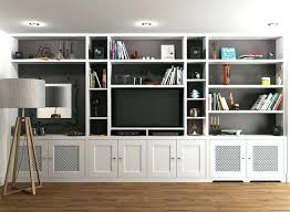 built in bookshelves around fireplace built in bookcases around a