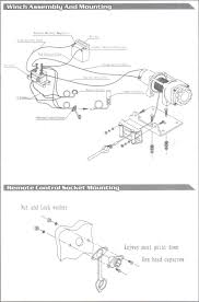 stunning badland winch solenoid wiring diagram images electrical