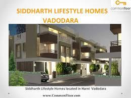 life style homes siddharth lifestyle homes vadodara