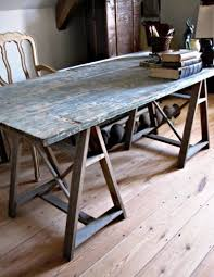 Making A Wood Plank Table Top by Best 25 Old Door Tables Ideas On Pinterest Door Tables Door