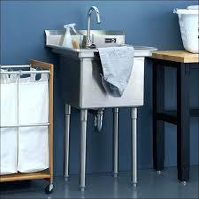 deep stainless steel utility sink deep stainless steel utility sink stainless steel laundry sink