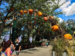 themes of halloween horror nights scare zone photo update for universal orlando u0027s halloween horror