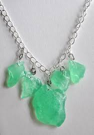 How To Make Jewelry From Sea Glass - how to make your own sea glass resin obsession
