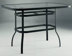 Aluminum Patio Bar Set Top Ana White Outdoor Modern Bar Table X Base Diy Projects