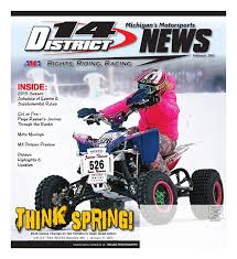 ama motocross rules and regulations d14 news feb15 by district 14 secretary issuu