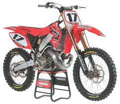 ultra trick 3 speed honda cr250 two stroke