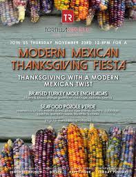 thanksgiving 2017 tortilla republic