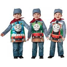 Train Halloween Costume Toddler Thomas Friends Costume Toddler Train Halloween Fancy Dress Ebay